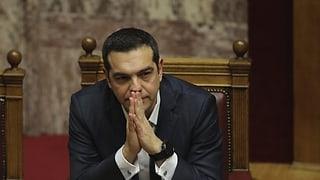 Tsipras siegt und muss doch bangen