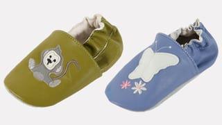 Baby-Lederfinken im Test: Massiv zu viel Chrom drin