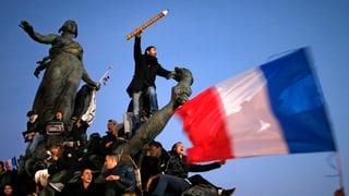 «Historischer Moment» in Paris