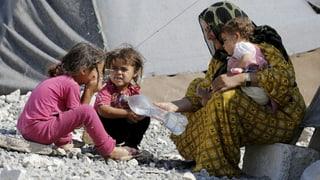 «Gigantische Bedürfnisse»: Schweiz will Syrien-Hilfe aufstocken