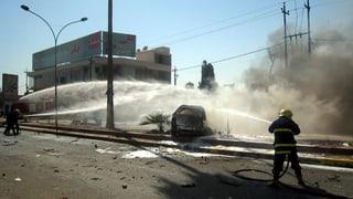 Irak: Dutzende Tote bei Terrorserie