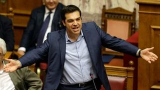 Reformen: Griechisches Parlament ebnet den Weg