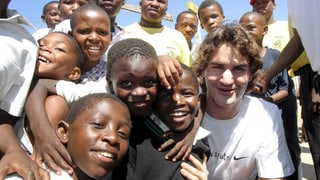 «Roger Federer Foundation» - ein Vorzeigeprojekt