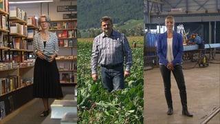Ostschweizer Unternehmer entdecken die Politik