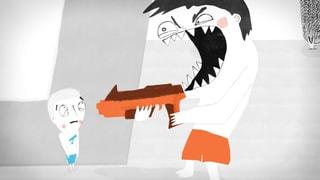 Das Fantoche zeigt Krieg aus dem Animationsstudio