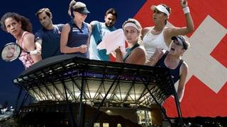 Die US Open 2018