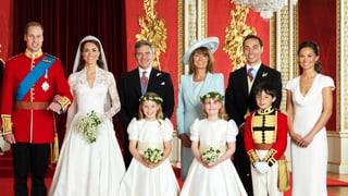 Prinz William: Kates Familie hat ihn geheilt