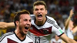 Tops: Deutschland, Schweizer Kampfgeist und Rodriguez