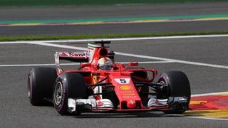 Vettel bis 2020 bei Ferrari