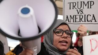 Widerstand gegen die Dampfhammer-Politik aus Washington