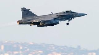 Kampfjet-Befürworter suchen schon nach einer Hintertüre