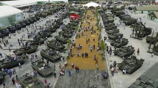 Weltweiter Waffenhandel nimmt wieder zu