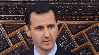 Assad beginnt seine dritte Amtszeit