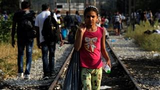 Noch nie so viele unbegleitete minderjährige Asylbewerber