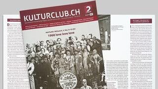 SRF Kulturclub Magazin