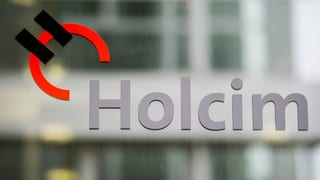 Holcim will Fusionsvertrag mit Lafarge nachbessern