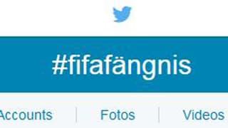 #FIFAfängnis und «meik the wörld a bötter pleis»
