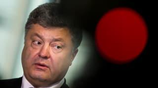 Umgeschwenkt: Poroschenko möchte UNO-Friedenstruppe