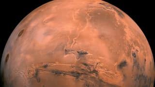 Berner Hilfe für ein chinesisches Marsprojekt