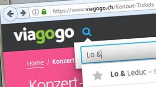 Klagen gegen die lusche Ticketbörse Viagogo