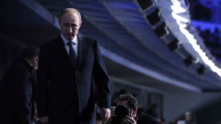 Folgt auf Sotschi wieder Putins harte Hand?