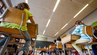 Bundesrat bricht Lanze für Zivi-Einsätze an Schulen