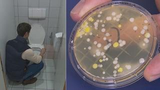 Unsere tägliche Dosis Bakterien