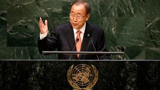 UNO appelliert gegen «barbarischen Feldzug» des IS