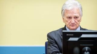 Jugoslawischer Ex-General freigesprochen