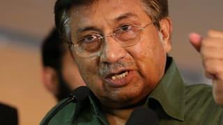 Todesdrohungen gegen Musharraf