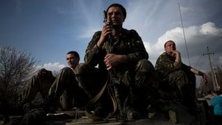 Wieder Tote bei Kämpfen in der Ukraine