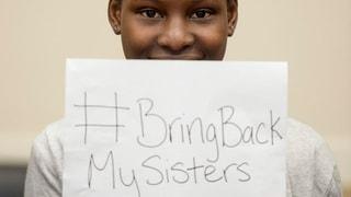 US-Soldaten suchen entführte Nigerianerinnen