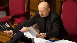 Die Ukraine hat einen neuen Präsidenten