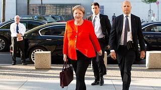 Union und SPD erzielen Einigung zur Flüchtlingspolitik