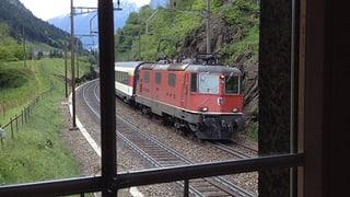 Sabine besucht Eisenbahnverrückte und probiert Gotthardwein (Artikel enthält Bildergalerie)