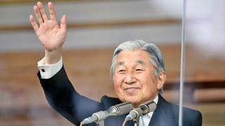 Japans Kaiser darf bald abdanken