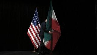 EU will Sanktionen gegen den Iran umgehen