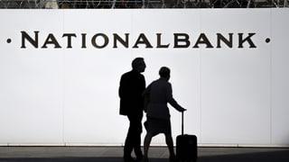 Nationalbank behält Negativzinsen bei