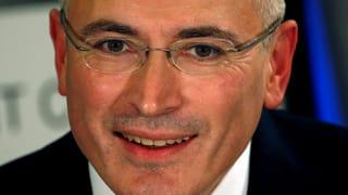 Chodorkowski darf bleiben