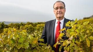 Guy Parmelin: Vom Landwirt zum Bundesrat
