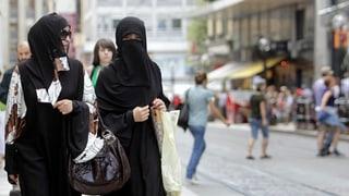 Nationalrat spricht sich hauchdünn für Burkaverbot aus