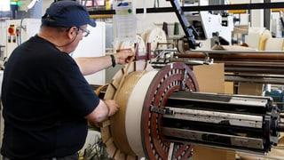 Schweizer Industrie sieht schwarz wegen starkem Franken