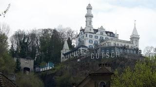 Einigung bei der Sanierung der Luzerner Gütschbahn