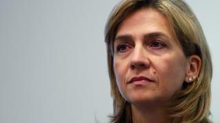Spanische Königstochter erhebt Einspruch gegen Beschuldigung