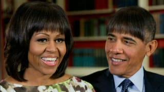 Obama: Mit Witz, Charme und Seitenhieben