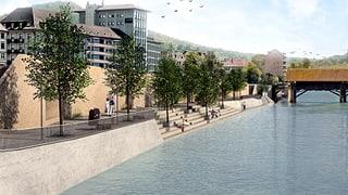 Stadt Olten legt aus Spargründen mehrere Grossprojekte auf Eis