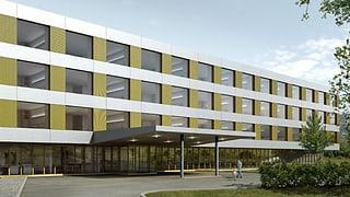 Kantonsspital Obwalden will über 90 Projekte anpacken