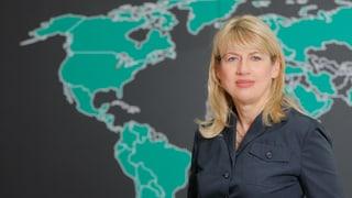 Christiane Leister schweisst Kunststoffe mit High-Tech