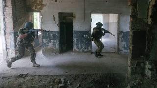 Nato-Manöver auf ukrainischem Boden löst Irritationen aus