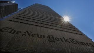 Hackerangriff auf «New York Times»